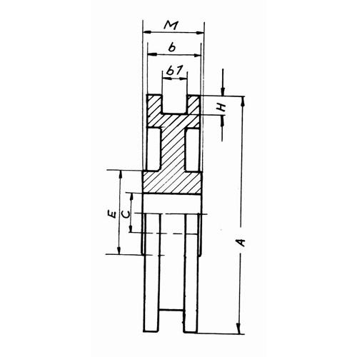 Trailer Wheel Bearing Hub Diagram