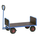 Turnable trailers - new program