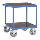 Heavy trolleys with 1200 kg load capacity